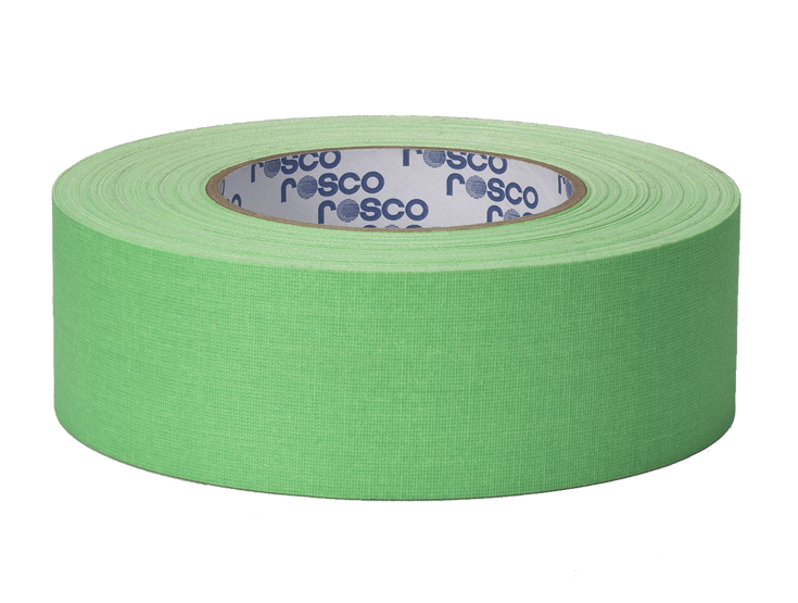 Chroma Key Tape Green 48mm x 50m