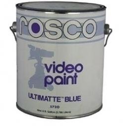 Rosco Vernice Ultimatte Blue