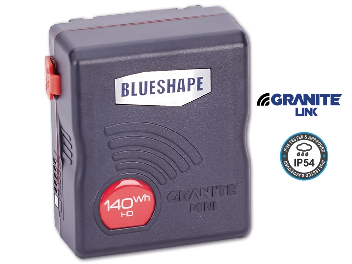 Blueshape Batteria HD MINI 140Wh LiIon 144V