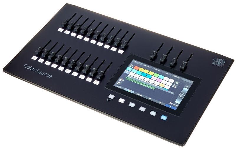 ColorSource 20 Control Desk20 Faders 40 Channels