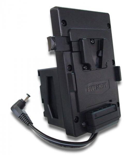 Blueshape Batteria adattatore Vlock per SONY EX3