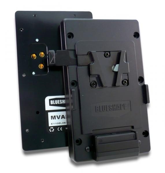 Blueshape Adattatore batteria Vmount per ARRI ALE