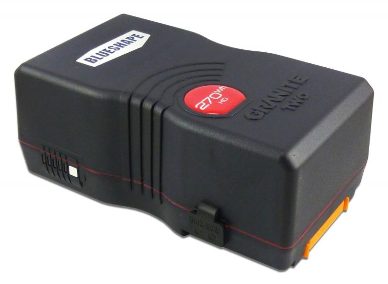 Blueshape Batteria HD Vlock LiIon 270Wh WIFI