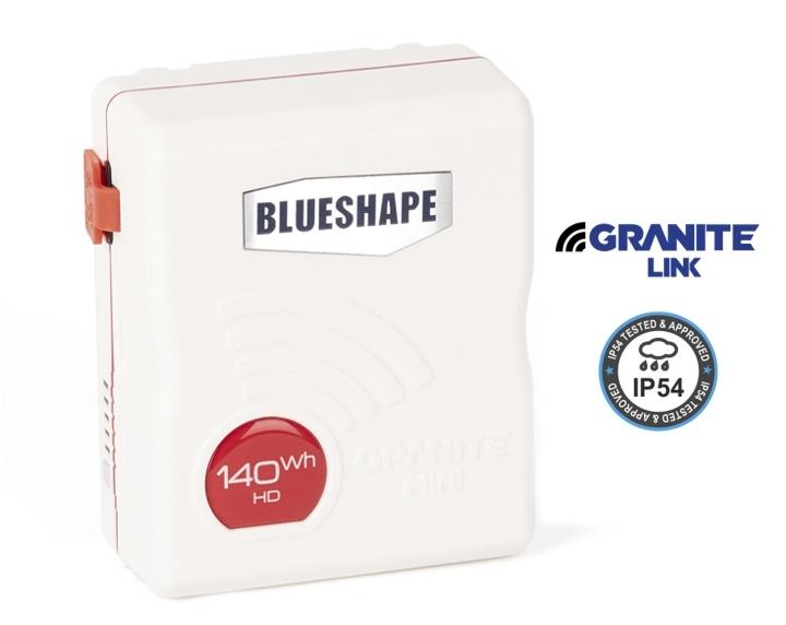 Blushape Batteria HD MINI 140Wh LiIon bianca