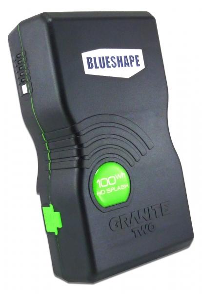 Blueshape Batteria SPLASH Vlock LiIon 100Wh IP65