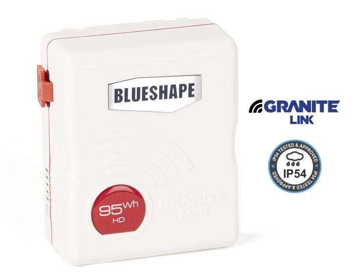 Blushape Batteria HD MINI 95Wh LiIon bianca