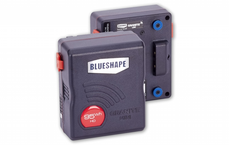 Blueshape Batteria 95Wh LiIon 144V Granite Mini