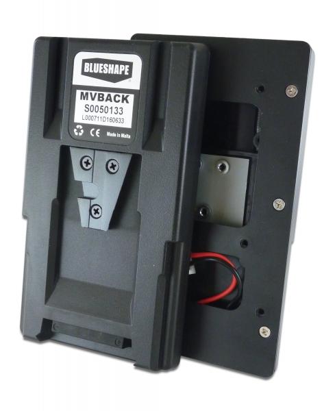 Blueshape Adattatore backplate installazione VLoc
