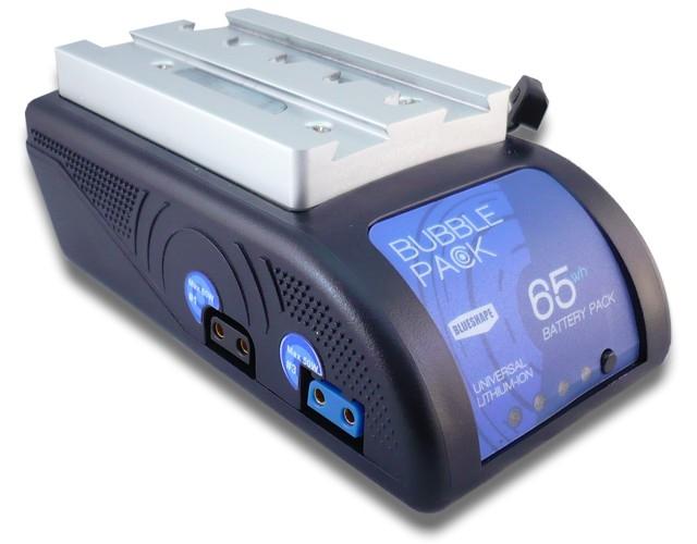 Blueshape Batteria universale da 65Wh videocamere