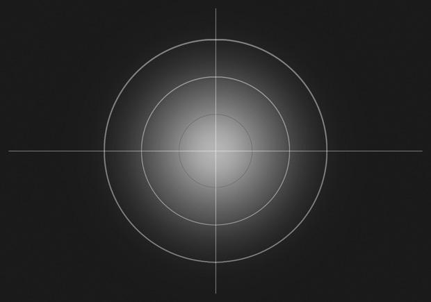 EColour 251 Quarter White Diffusion Roll