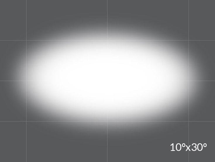 OPTISCULPT 10x30 deg foglio 61x101 cm