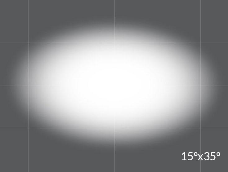 OPTISCULPT 15x35 deg foglio 61x50 cm