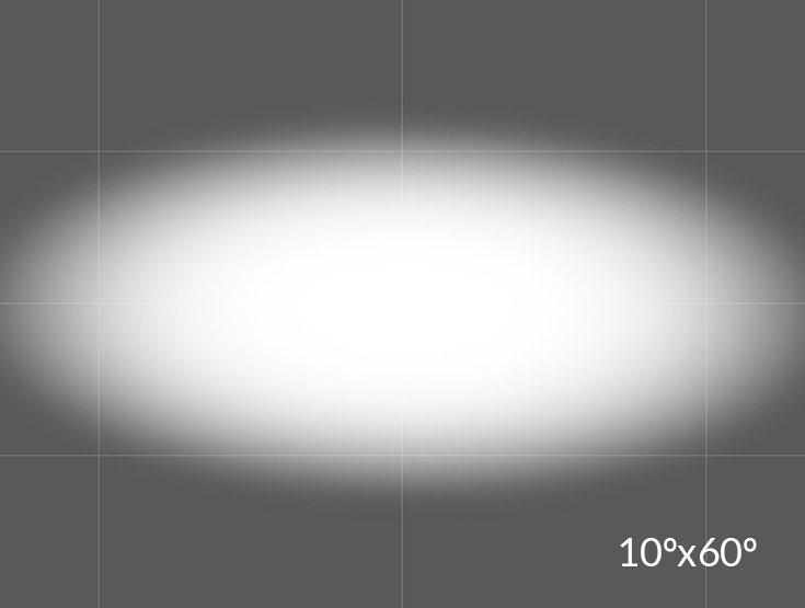 OPTISCULPT 10x60 deg foglio 61x101 cm