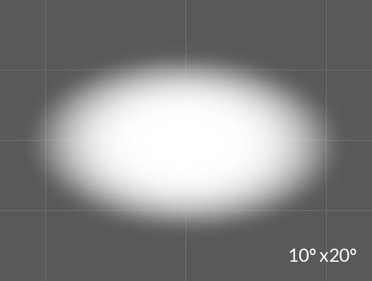 OPTISCULPT 10x20 deg foglio 61x101 cm