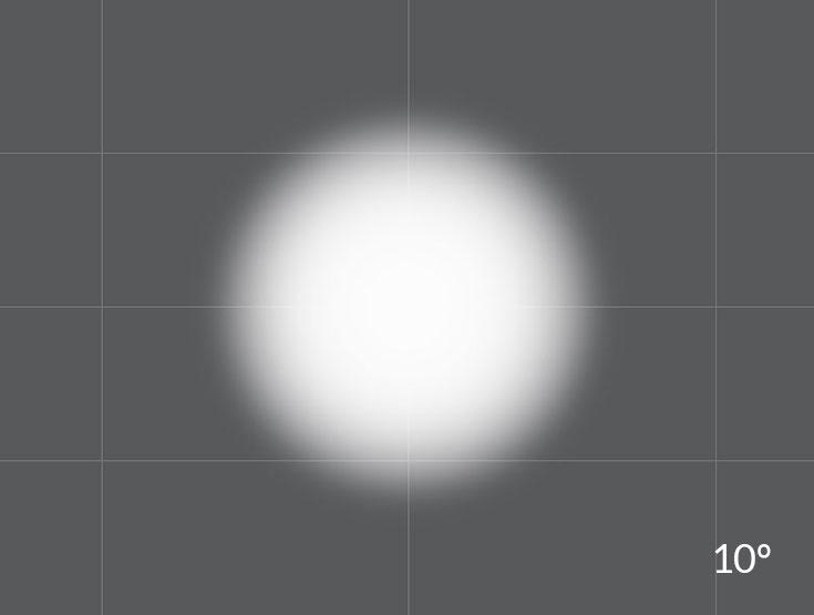 OPTISCULPT 10 deg foglio 61x101 cm