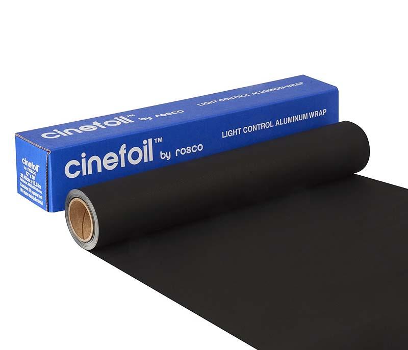 Black Cinefoil  61cm x 762m
