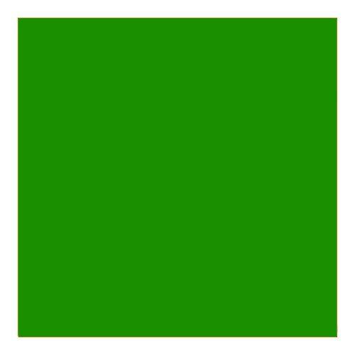 Supergel 126 Green Cyc Silk Roll
