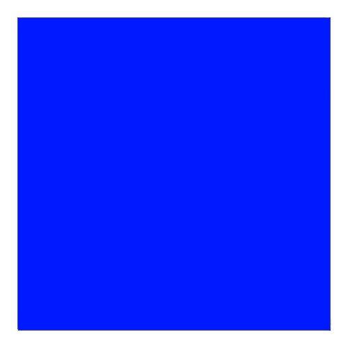 Supergel 125 Blue Cyc Silk Roll