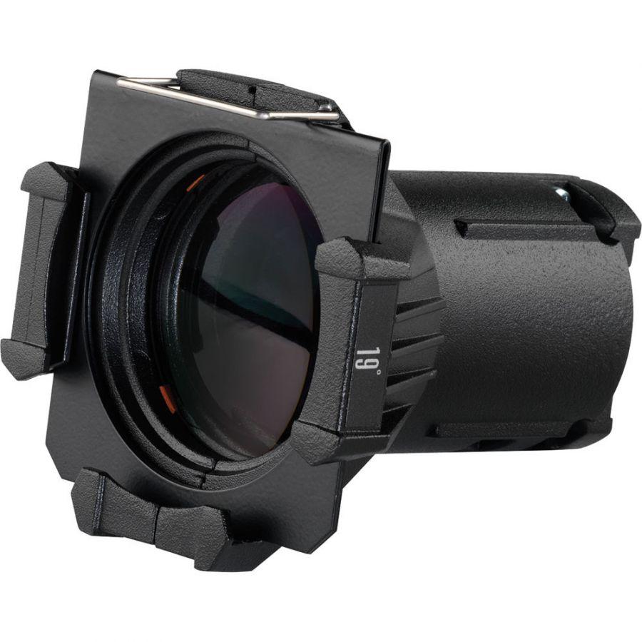 Source Four Mini 19 Lens Tube Black