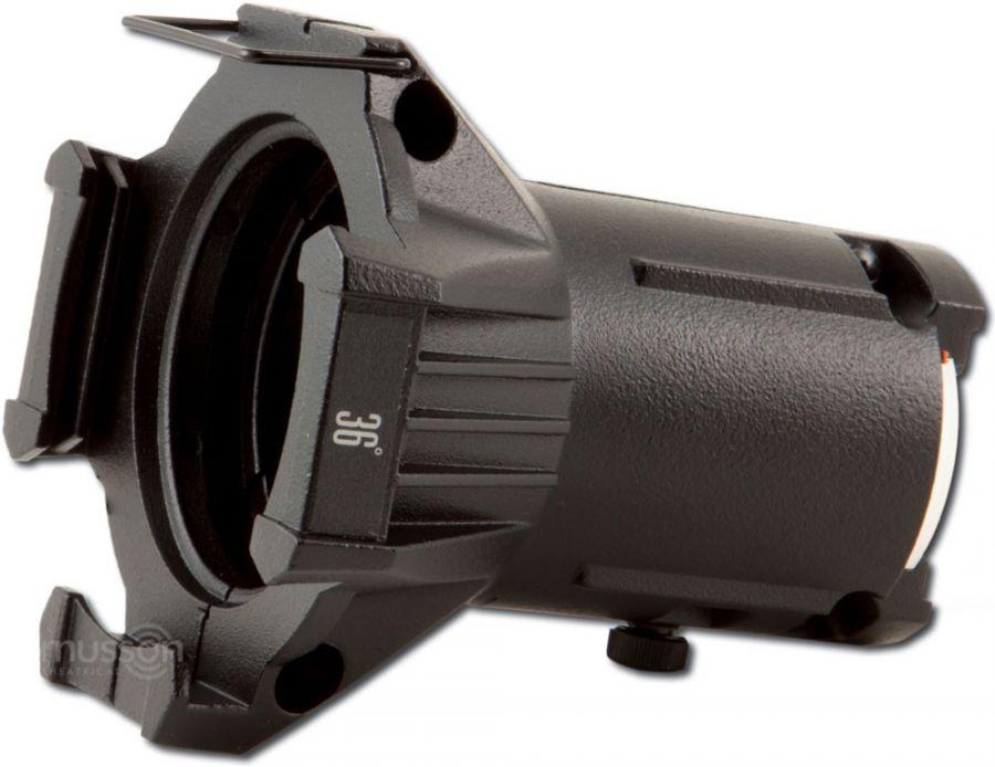 Source Four Mini 36 Lens Tube Black