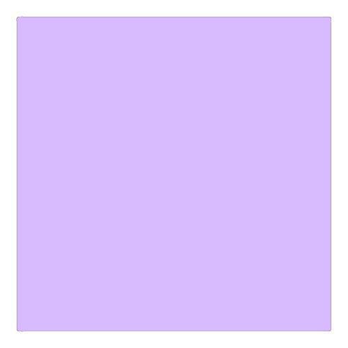 EColour 052 Light Lavender Roll