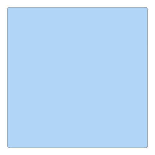 EColour 063 Pale Blue Roll