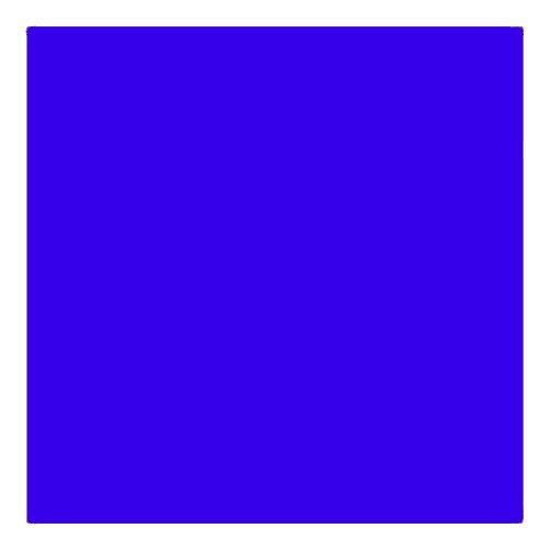 EColour 075 Evening Blue Roll