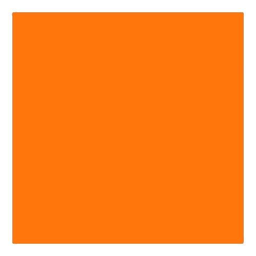 EColour 105 Orange Roll