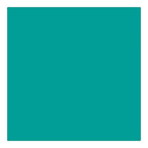 EColour 116 Medium Blue Green Roll