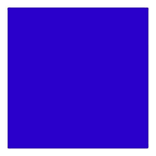 EColour 120 Deep Blue Roll