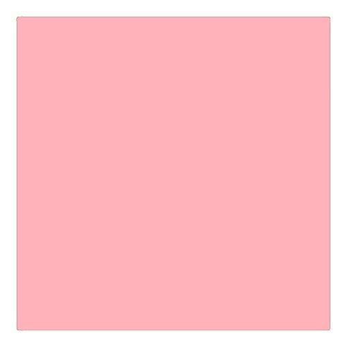 EColour 154 Pale Rose Roll