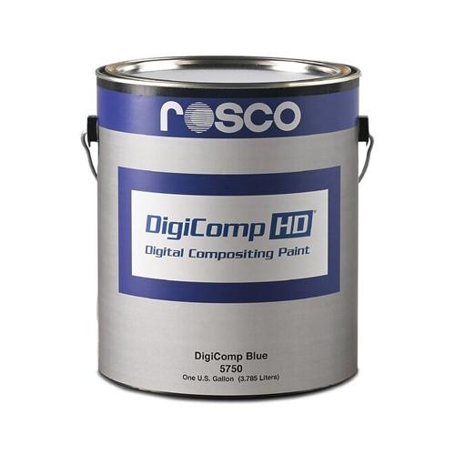 Rosco Vernice Digicomp HD Blue  379 Litri