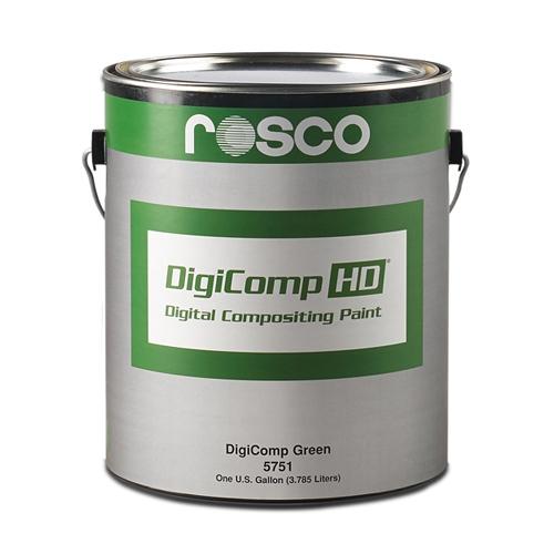 Rosco Vernice Digicomp HD Green  379 Litri